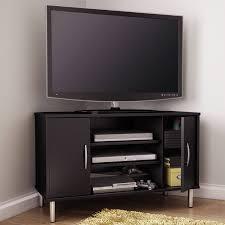 black corner tv cabinet with glass doors image gallery of black corner tv cabinets with glass doors view 9