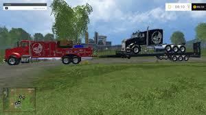 kenworth service t800 hh service truck v1 0 farming simulator 2017 2015 15