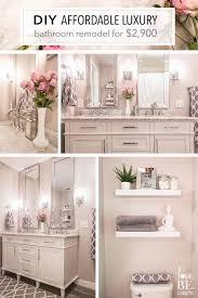 Cost To Remodel Master Bathroom Best 25 Bathroom Remodel Cost Ideas On Pinterest Diy Bathroom