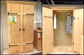 Armoire Closet Furniture Wardrobes Unfinished Furniture Closet Unfinished Wood Wardrobe