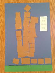 tower of babel craft homeschool kindergarten craft sonlight