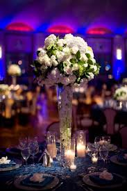 why this tall flower arrangement works bridal banter blog