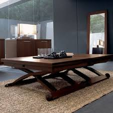 Coffee Tables Ideas Adjustable Height Coffee Dining Table - Adjustable height kitchen table