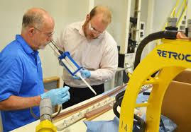 corrosion technician laboratory services