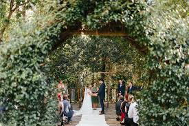 wedding arches gold coast real wedding abby ecostudio fellini gold coast wedding
