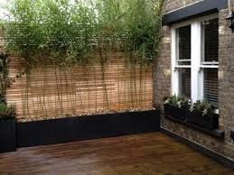 Backyard Privacy Screens by Best 25 Outdoor Privacy Screens Ideas Only On Pinterest Patio