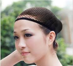 hair net new fishnet wig cap stretchable elastic hair net snood wig cap