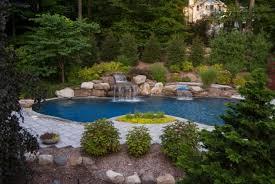 Waterfall Design Ideas 18 Landscaping Backyard Waterfall Design Ideas Style Motivation