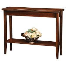 leick laurent hall stand console table hayneedle