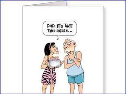 funny birthday card for dad from daughter home design ideas