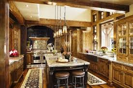 Wall Kitchen Cabinets With Glass Doors Kitchen Rustic Some Classic Cabinets Classic Stools Framed Glass