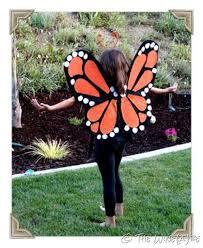 diy tutorial diy halloween costume diy butterfly wings bead u0026cord