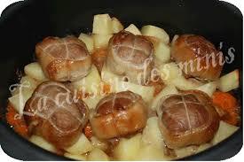 cuisiner des paupiettes de veau au four paupiettes de veau à l ultra plus de tupperware la cuisine des minis