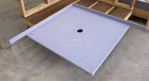 waterproof tile over tray up to 2400 900mm shower base leak