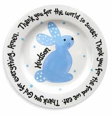 personalized baby gift plates big big gifts