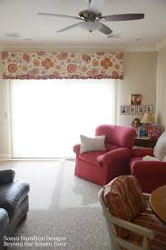 Board Mounted Valances Pink Floral Valance Featuring Scallops Paisley U0026 Plaid Beyond