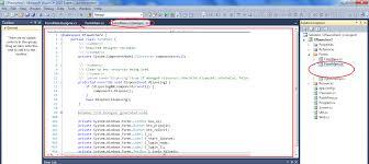 form designer winforms windows forms designer froze using visual c 2010