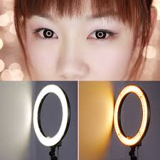 neewer led ring light neewer 18 inches 55w dimmable led ring light and light stand