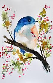 19 creative watercolor painting ideas 5 u2026 pinteres u2026