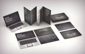 Creative Graphic Designer Business Cards 25 Creative Business Cards For Professionals Aha Daily