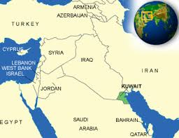 kuwait on a map kuwait facts culture recipes language government