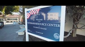 Fullerton College Campus Map Veterans Resource Center Serving Those Who Served Us