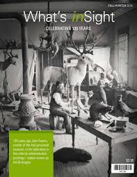 u0027s insight fall winter 2016 royal bc museum issuu
