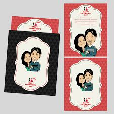 are my personalized caricature s cards for