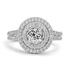 circle engagement ring jean jewelers