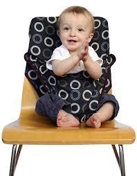 siege nomade bébé chaise nomade bébé totseat coffee bean maman naturelle