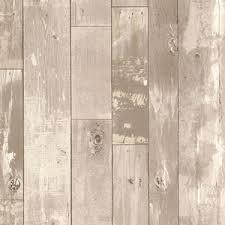 whitewash bricks boutique faux wallpaper design by milton