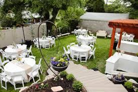 Vintage Backyard Wedding Ideas Vintage Backyard Wedding Receptions Vintage Backyard Reception