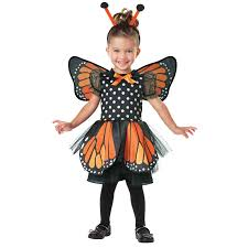 Infant Toddler Halloween Costume Monarch Butterfly Infant Toddler Costume Buycostumes