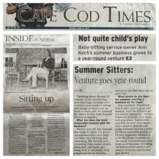 about summer sitters