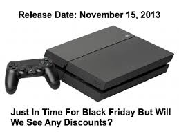 black friday 2017 playstation 4 sony playstation 4 release date of november 15th announced