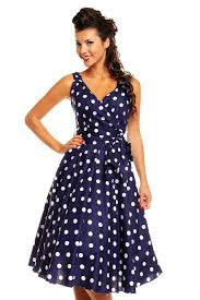 ladies marilyn 1950 u0027s rockabilly plus size polka dot retro swing