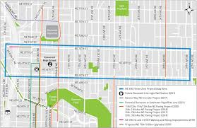 Seattle Light Rail Map Future by Ne 65th Street Will Get Autumn Quick Fixes Bigger Remake In 2018