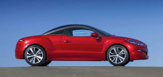 peugeot coupe rcz peugeot rcz revised french coupe lifts price and features