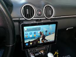galaxy car paint add a samsung galaxy or apple ipad to your car u0027s dash with this