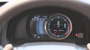 lexus is350 f sport uk 2014 lexus is f sport dash youtube