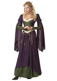 Halloween Costumes Purple Dress Lady Waiting Costume Purple Dress Costumes Halloween
