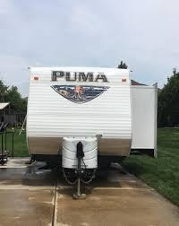 Puma Rv Floor Plans by New Or Used Palomino Puma Rvs For Sale Rvtrader Com