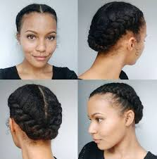 natural hair updo for 50 women 50 updo hairstyles for black women ranging from elegant to eccentric