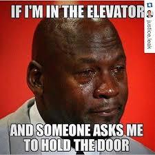 L Meme - hold the door memes from game of thrones prove fans are gutted