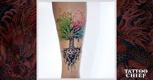 dna style colorful awesome and tree of tree