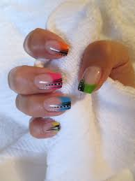 prev next french tip nail designs step guide perfect manicure