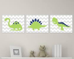 dinosaur nursery art print chevron green and navy dinosaur baby dinosaur nursery art print chevron green and navy dinosaur baby art print and nursery wall art prints baby boy room decor set of 3