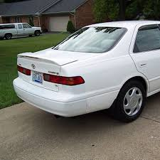 toyota camry spoiler use for toyota camry spoiler 1998 2002 camry abs spoiler abs