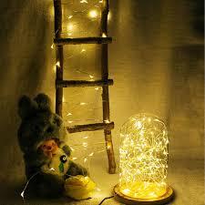 lumiere chambre enfant led cordes fée lumière chambre enfants le 100 led 5 v usb fil de