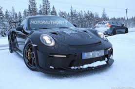 porsche gt3 reviews specs u0026 prices top speed 2018 porsche 911 gt3 rs spy shots and video
